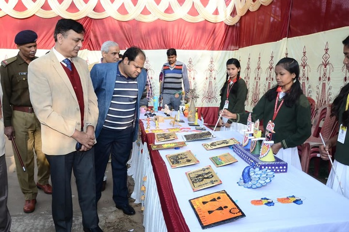 South Eastern Railway Inter College-School Exhibition