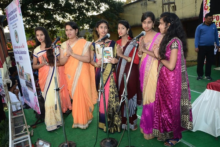 South Eastern Railway Inter College-Singing
