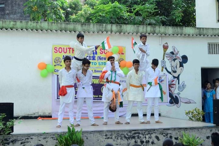 South Point School-Republic day Celebration