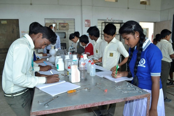 South Point School-Science Lab