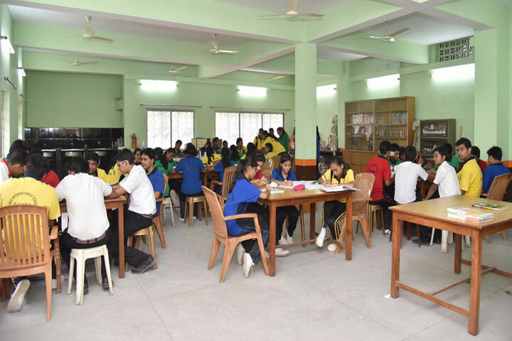 Sree Ayyappa Public School-AV Room