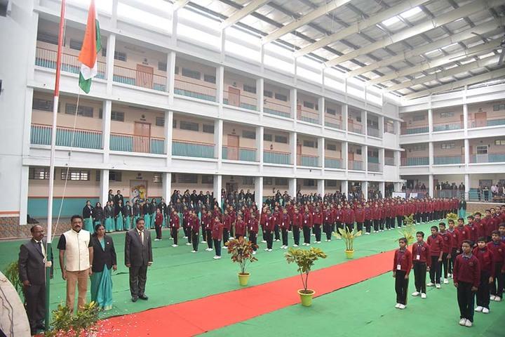 Sree Ayyappa Public School-Republic Day