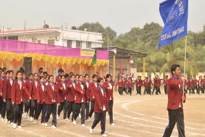 Sree Ayyappa Public School-Sports