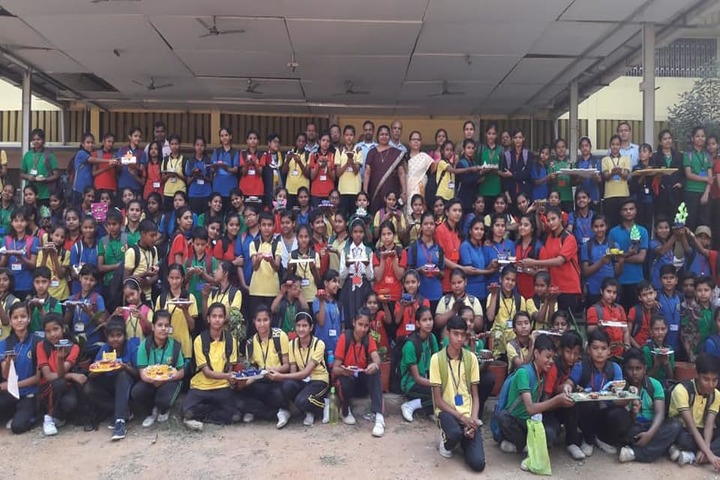 Sri Krishna Vidya Mandir-Group Photo