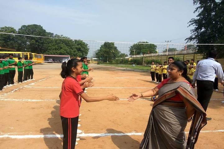 Sri Krishna Vidya Mandir-Sports