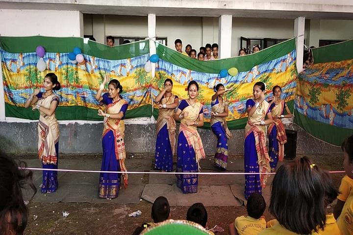 Adarsh Vidyalaya-Dance