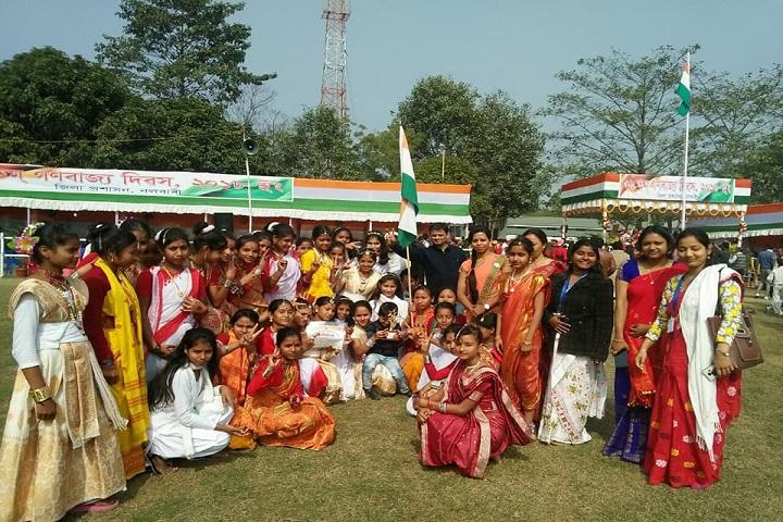 Adarsh Vidyalaya-Republic Day