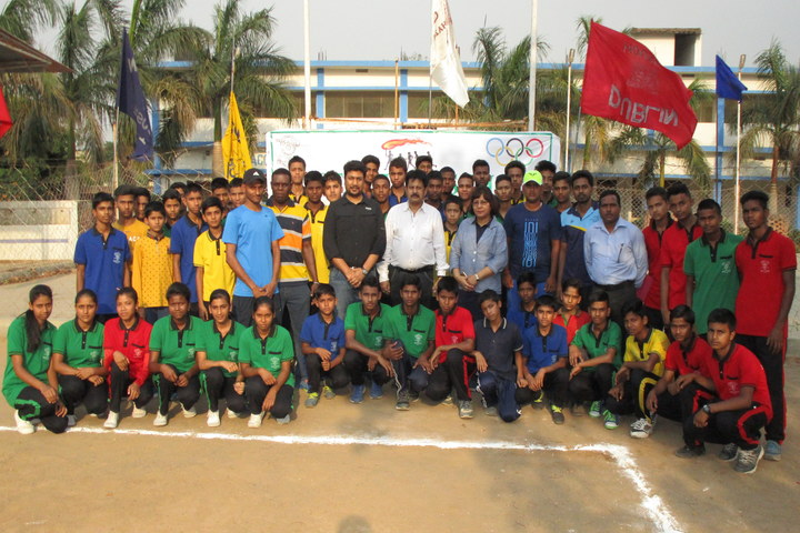 St Stephen S School-Sports Day