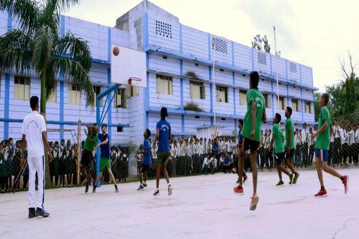 St Stephen S School-Games