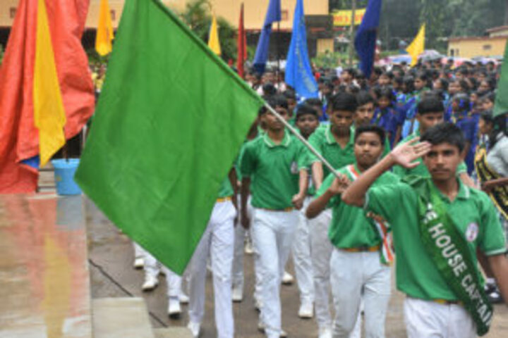St Annes Convent School-Sports Day