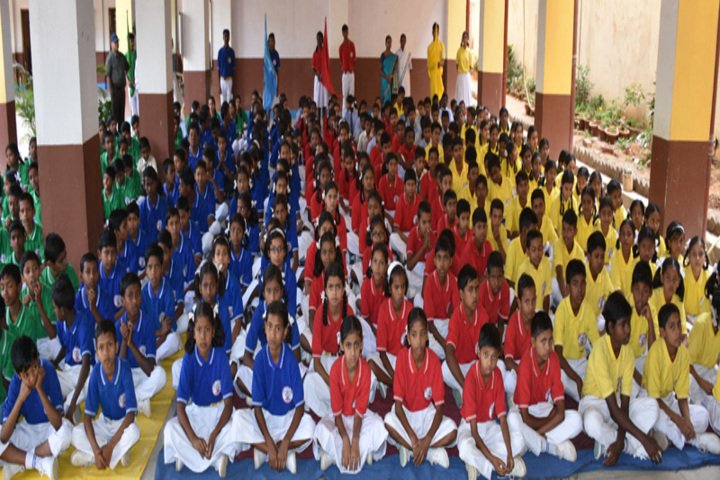 St Annes Convent School-Students