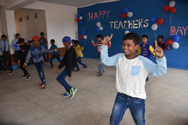 St Annes Convent School-Teachers Day