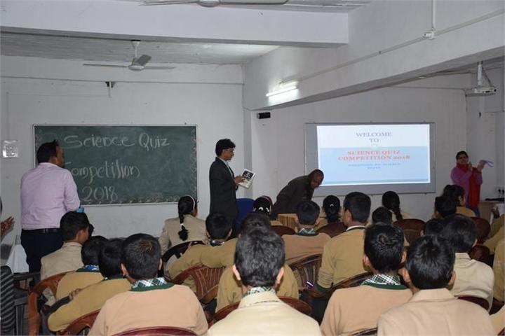 St XavierS High School Deoghar-Class room