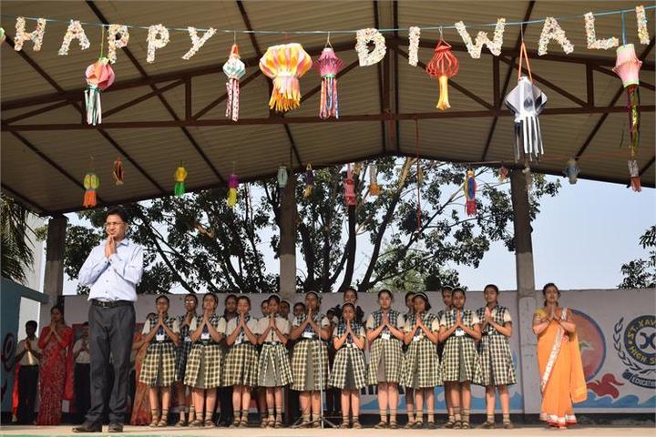 St XavierS High School Deoghar-Diwali Celebrations