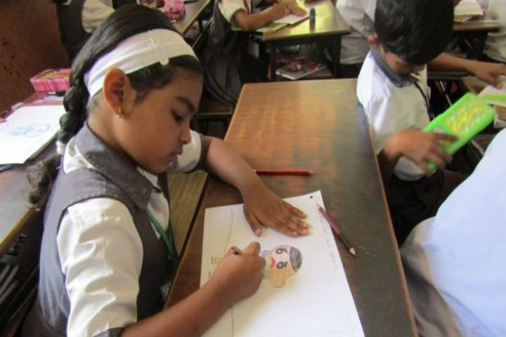 St Xavier S School-Drawing