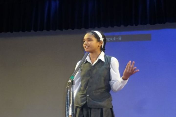 St Xavier S School-Elocution