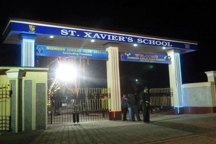 St Xavier S School-School Entrance