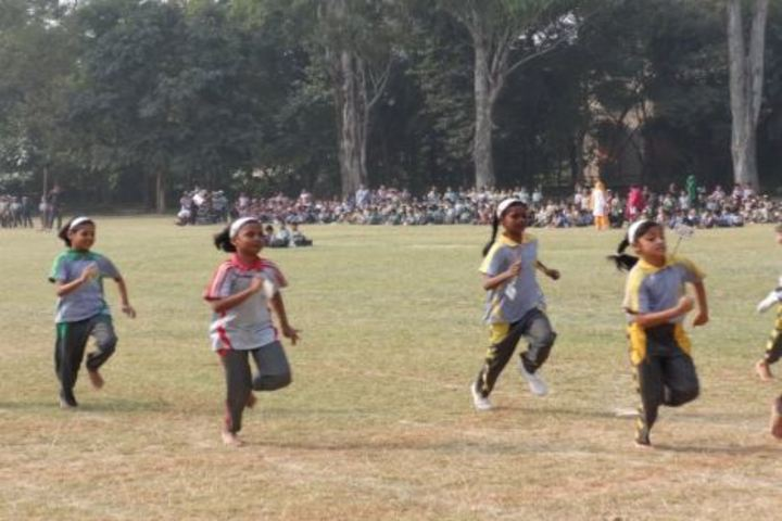 St Xavier S School-Running Race