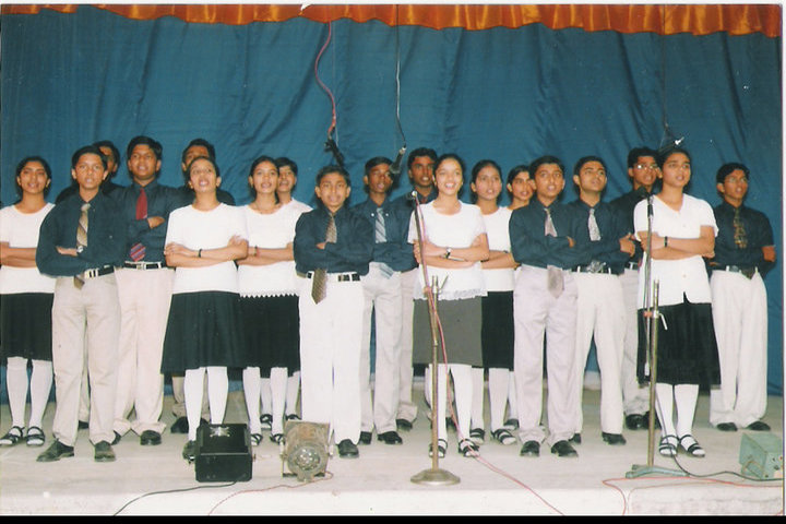 St Xavier S School-Singing