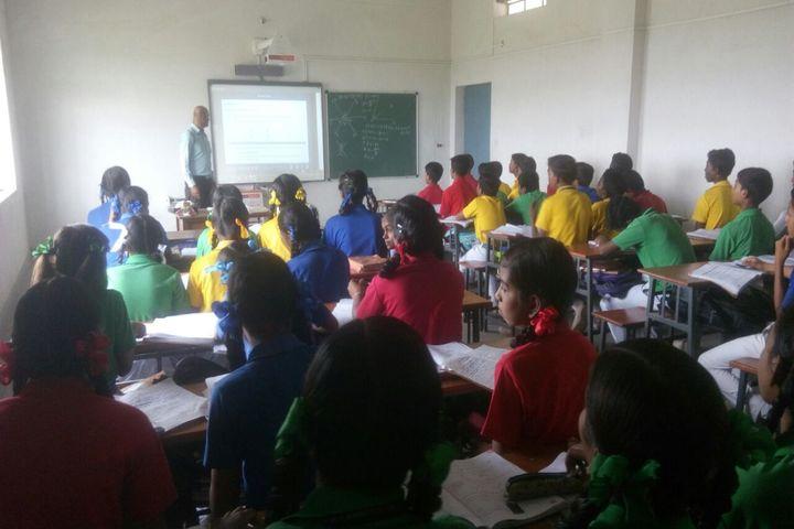 St Aloysius English Medium School-Digital Classroom