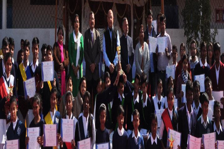 Star International School-Acheivements