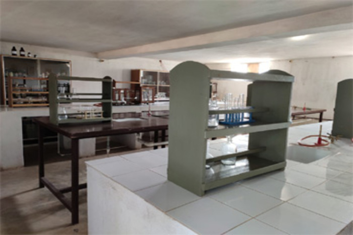 Star International School-Chemistry Lab