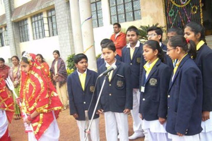 Star International School-Singing 2