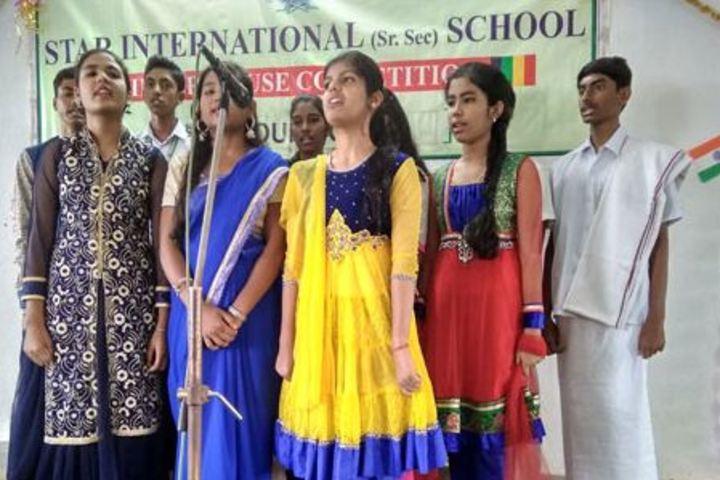 Star International School-Singing