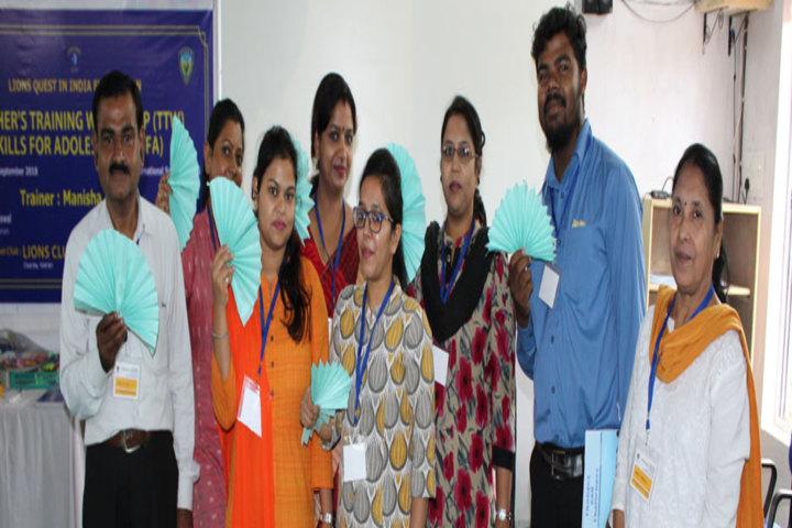 Star International School-Staff