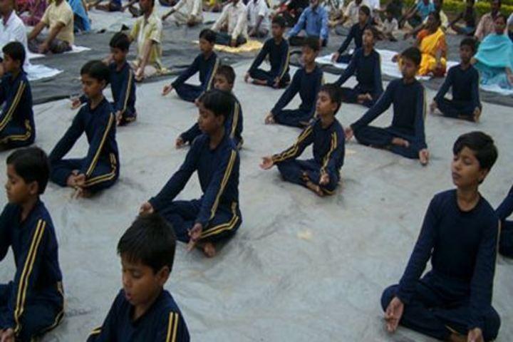 Star International School-Yoga