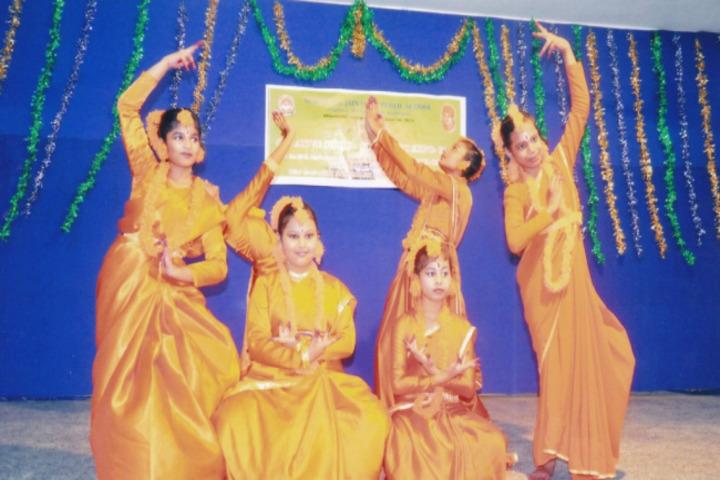 Surajmul Jain D A V Public School-Dance