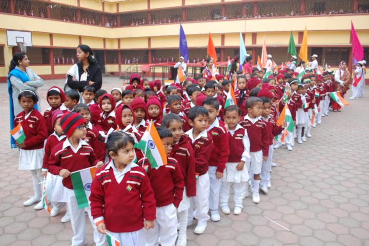 Surajmul Jain D A V Public School-Independence Day