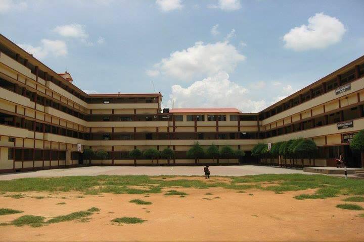 Surajmul Jain D A V Public School-School Building