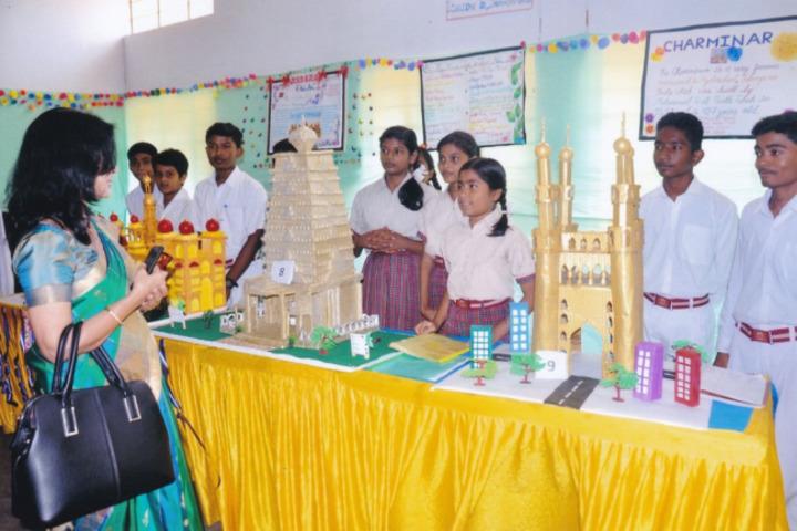 Surajmul Jain D A V Public School-School Exhibition