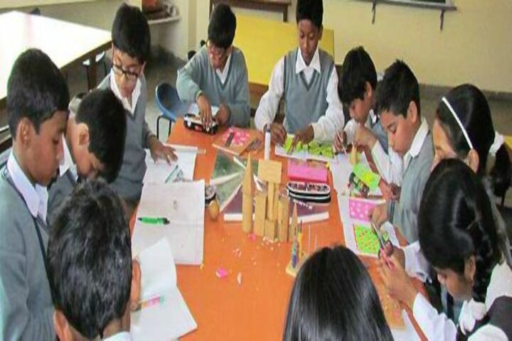 Surendranath Centenary School-Activities