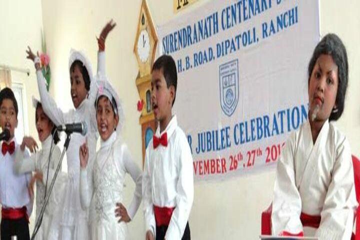Surendranath Centenary School-Drama