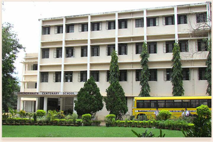 Surendranath Centenary School-School Building