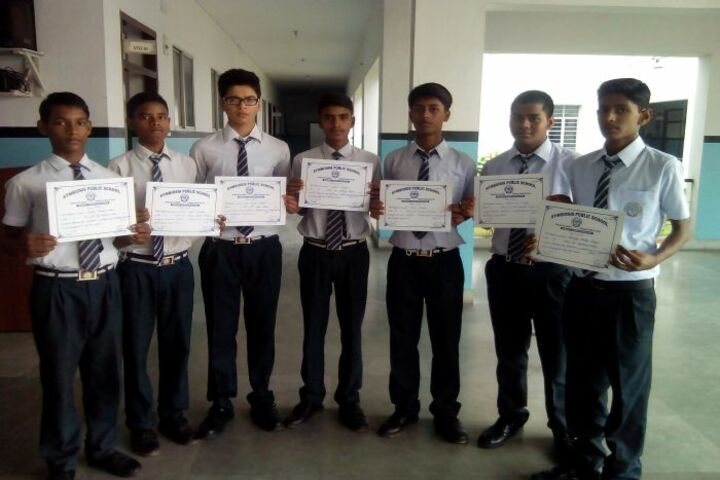Symbiosis Public School-Certification View