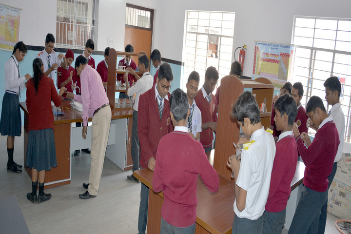 Symbiosis Public School-Lab