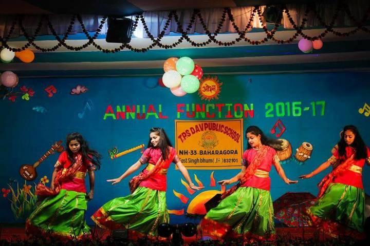 Tarapada Sarangi Dav Public School-Annual Function