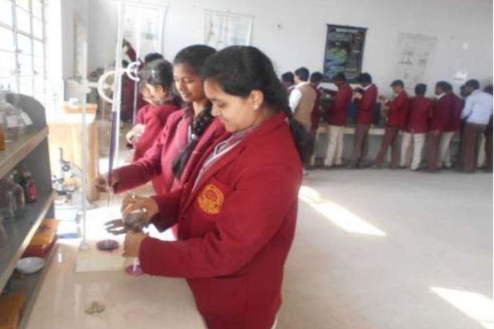 Tarapada Sarangi Dav Public School-Chemistry Lab