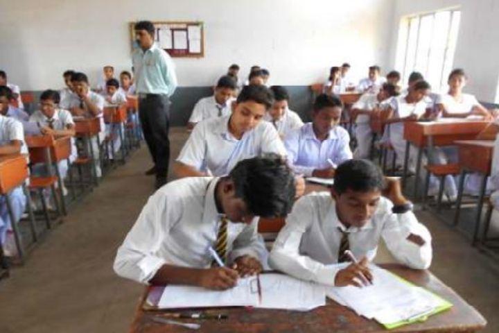 Tarapada Sarangi Dav Public School-Classroom