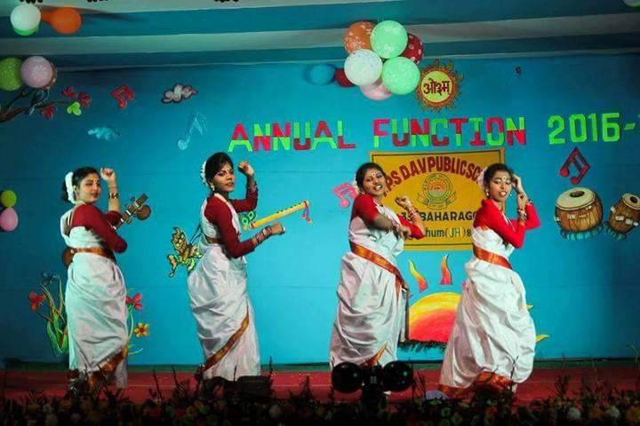 Tarapada Sarangi Dav Public School-Dance