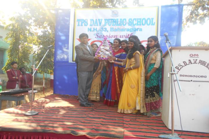 Tarapada Sarangi Dav Public School-Event
