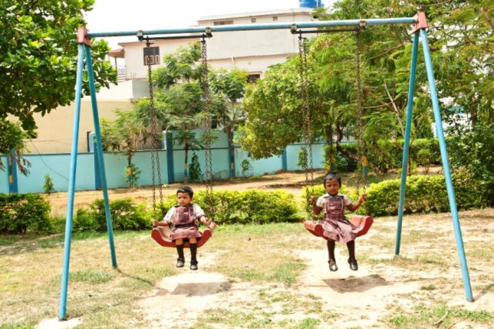Tarapada Sarangi Dav Public School-Kids