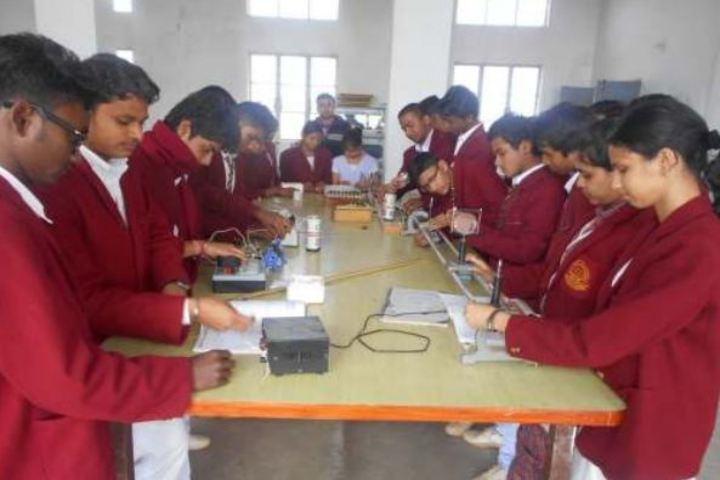 Tarapada Sarangi Dav Public School-Physics Lab
