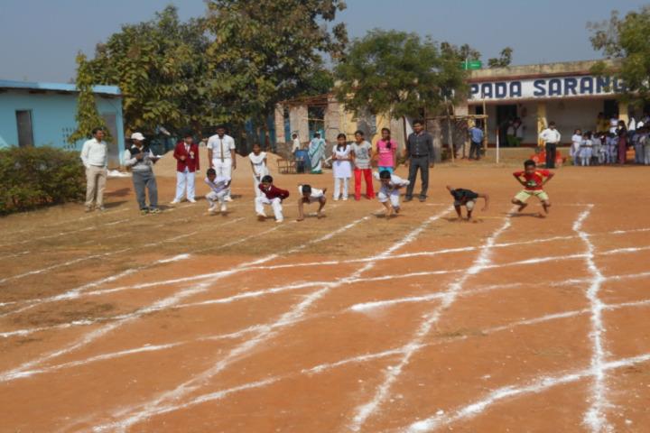 Tarapada Sarangi Dav Public School-Running