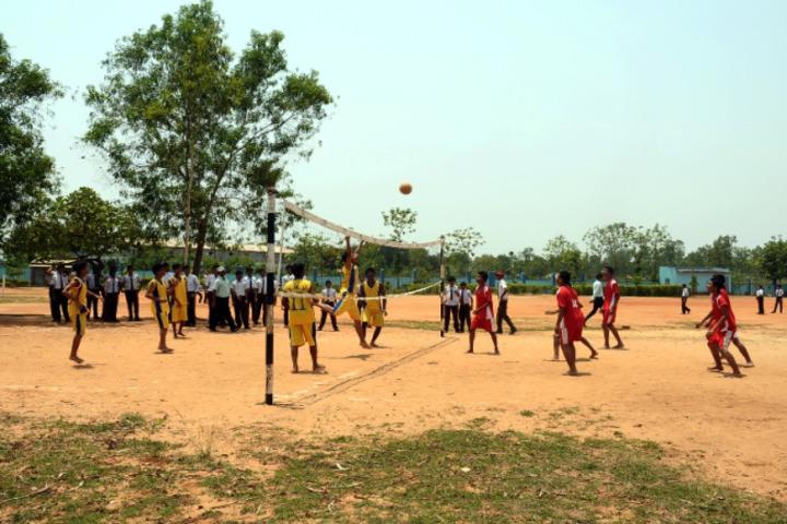 Tarapada Sarangi Dav Public School-Sports