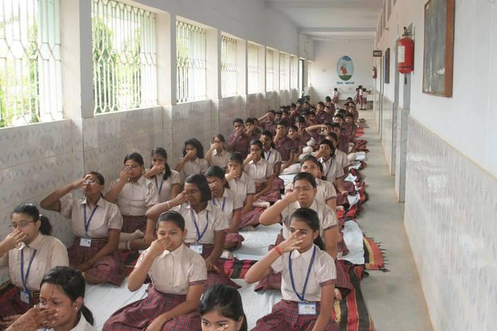 Tarapada Sarangi Dav Public School-Yoga