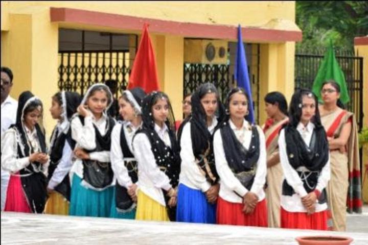 Tata D A V School-Event